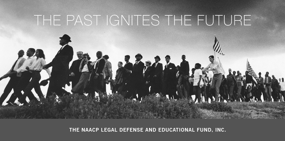 THE NAACP LEGAL DEFENSE AND EDUCATIONAL FUND, INC.